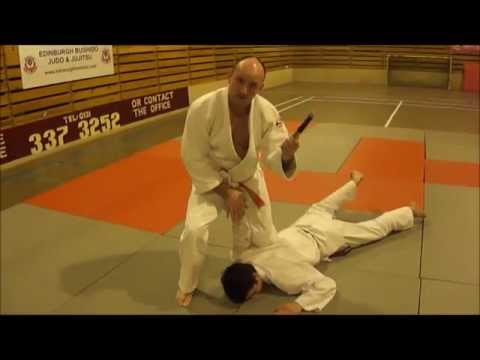 Judo for Self Defence, video 9, Edged Weapons.