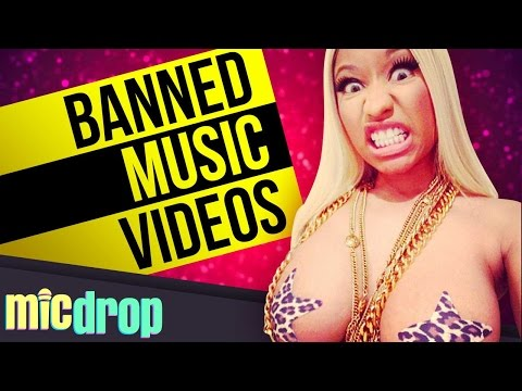 Top 10 Inappropriate Music Videos That Were BANNED (Ep. #23) - MicDrop