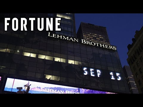 Lehman Brothers Bankruptcy Couldn't Stop These Stocks I Fortune