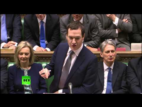 Angela Eagle swoops in on George Osborne at #PMQs FULL