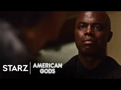 American Gods | Season 1, Episode 3 Clip: The Scales | STARZ