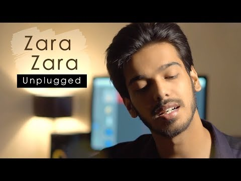 Zara Zara - RHTDM | Unplugged Male Version | Prateek Sahai
