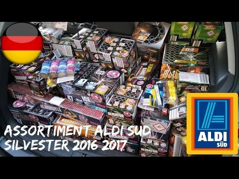 aldi s d vuurwerk assortiment 2016 2017 feuerwerks prospekt youtube. Black Bedroom Furniture Sets. Home Design Ideas