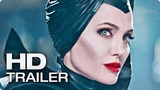 MALEFICENT Offizieller Trailer #2 Deutsch German | 2014 Angelina Jolie [HD]