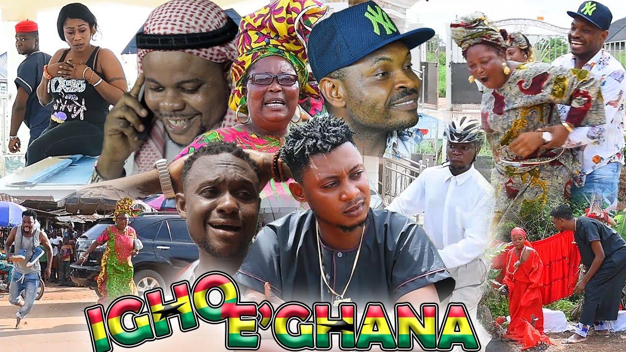 Download IGHO E'GHANA [PART 1] - LATEST BENIN MOVIES