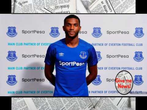 Jugador de la Selección de Curazao ficha con el Everton!