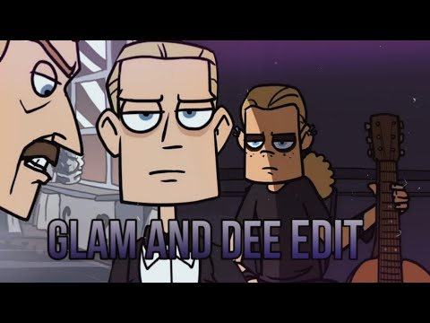 ||GLAM AND DEE EDIT||METAL FAMILY||