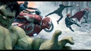 Marvel's AVENGERS 2 Official FINAL Trailer