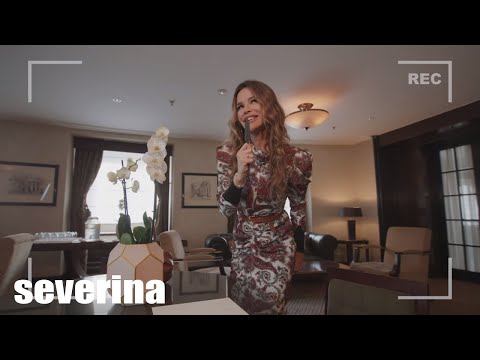 SEVERINA - HALO | ALBUM TRACK LIST - YouTube