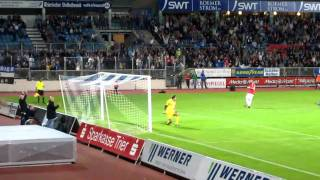 Eintracht Trier - FSV Mainz 05 II 2:2