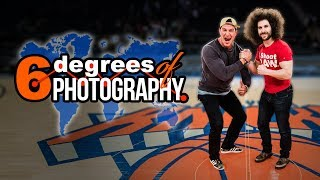 Baixar 6 Degrees Of Photography | Photographing NFL SUPERSTAR Steve Weatherford