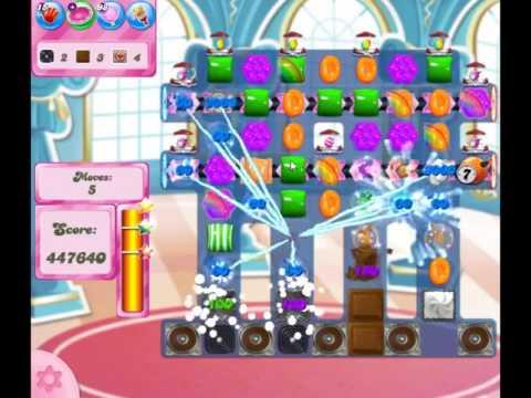 Candy Crush Saga Level 2649 - NO BOOSTERS