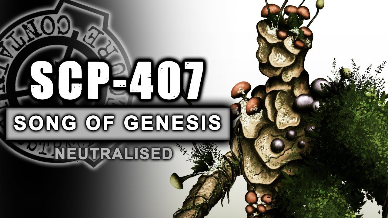 SCP-407 illustrated (The Song Of Genesis) ft. Andre Bechert