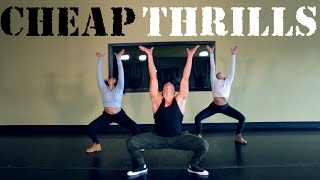 Sia - Cheap Thrills | The Fitness Marshall | Cardio Hip-Hop(Put your hands up and your wallet down Cheap Thrills (featuring Sean Paul) - Sia iTunes - http://bit.ly/1WBGNjP *** Want more videos!? Support me on Patreon!, 2016-03-21T18:36:08.000Z)