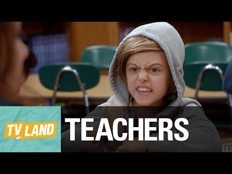 Teachable Moments | Mrs. Adler Creates 'STAB' Group | Teachers on TV Land