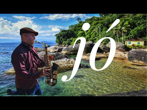 Jó - Midian Lima - oficial video - saxophone gospel  instrumental cover (Diego Marinho)