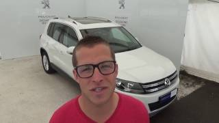 VOLKSWAGEN Tiguan 2.0 TDI 140ch BlueMotion Technology FAP Cup