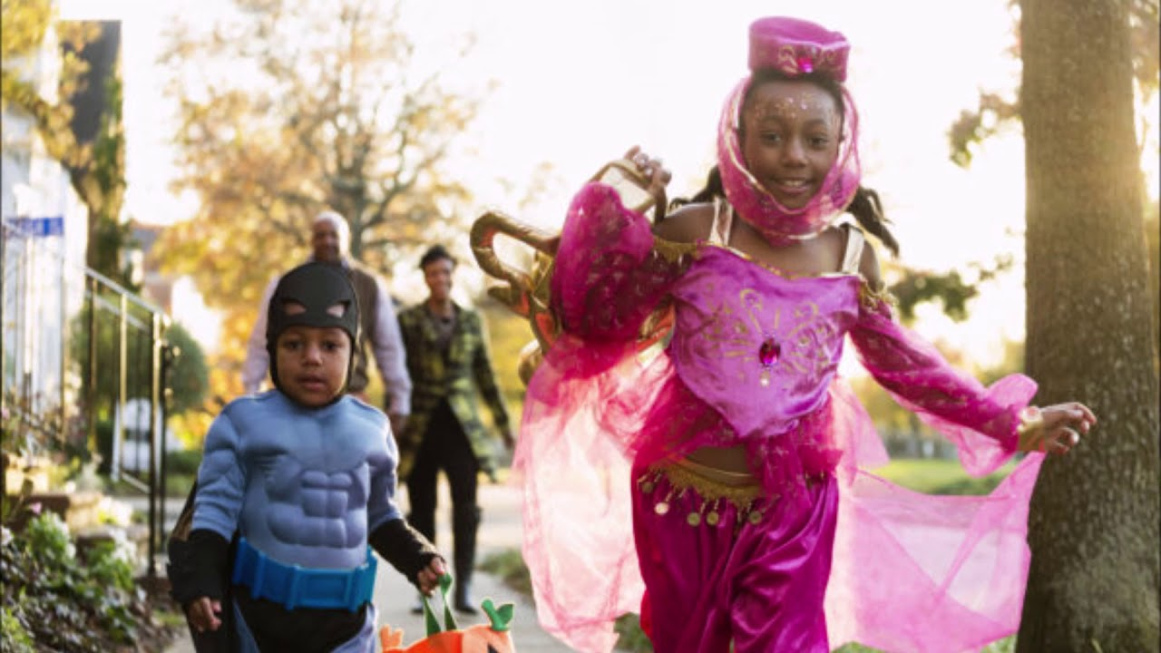 Holloween To Prison Pipeline? Cities Threaten Fines Jail Time For Teens Caught Trick Or Treating