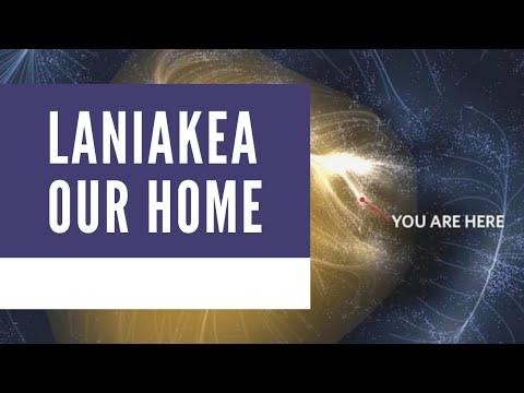 Laniakea Our Home