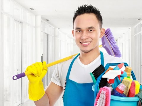 Cleaner Salary in singapore