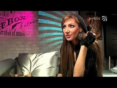 Olga  Lounová rozhovor  v Jukebox s Lenny 2.část