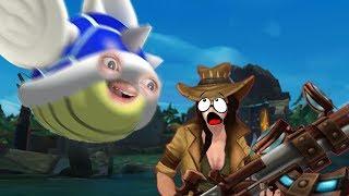 Ich bin die Blue Shell | Predator Hecarim Jungle [edit. Gameplay] [Deutsch]