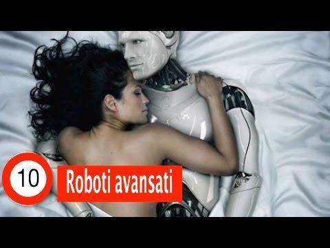 Top 10 Roboți