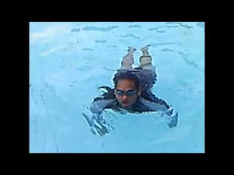 SWIMMING IN MERVILLE COUNTRY CLUB, 29 September 2015, LAST SWIM WAS AFTER A YEAR & 2 DAYS.