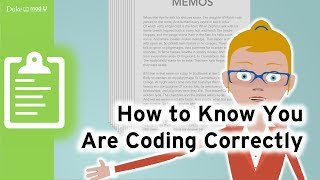 How to Know You Are Coding Correctly: Qualitative Research Methods thumbnail
