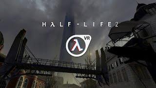 Half-Life 2. Начало. Прохождение Half-Life 2. #1