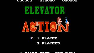 Elevator Action (NES) Music - Life Lost
