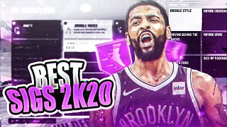INSTANT ANKLE BREAKER BEST DRIBBLE MOVES IN NBA 2K20🔥 CHEESY DRIBBLE COMBOS UNSTOPPABLE!