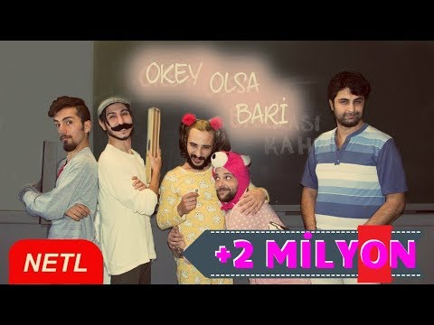 Aleyna TİLKİ - Sen Olsan Bari PARODİ - Okey Olsa Bari / PARODİ KİNGS