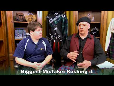 Bagpipe Chat - Danger Of Rushing It ... Street Bands Vs. Competition Bands