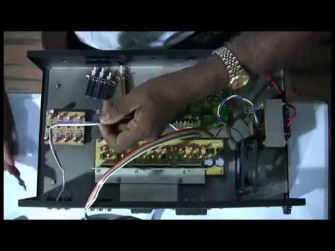 5.1 home theater amplifier assembling