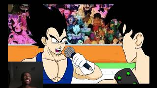 SSJ9K: Wrestle Ball Z (Dbz Parody) REACTION!!!