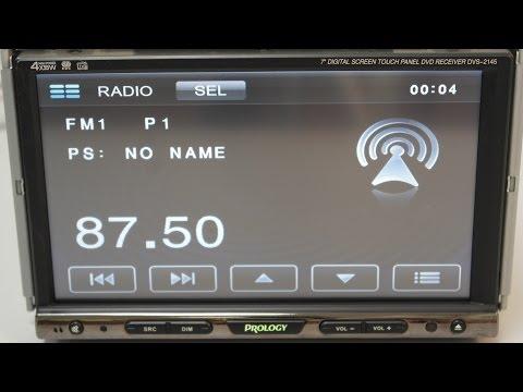 Prology DVS-2145 мультимедийный центр
