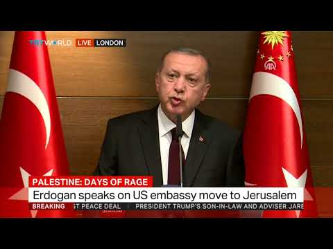 Turkey announces 3 days of mourning in solidarity with Palestine