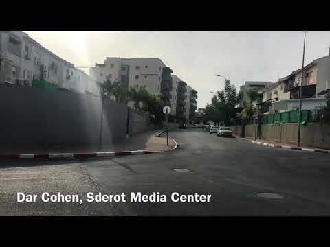 Sderot Under Attack December 8