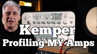 Kemper Profiler Amp: Profiling MY Amps Using a KEMPER