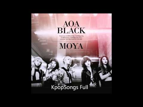 [MP3/DL] 01. AOA Black - 모야 MOYA (MOYA)