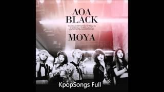 [MP3/DL] 01. AOA Black - 모야 MOYA (MOYA)