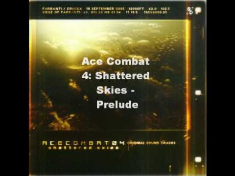Ace Combat 4 Shattered Skies  Prelude
