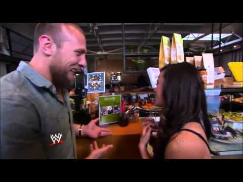 WWE Raw- AJ and Daniel Bryan Wedding Planning - YouTube Wwe Aj Lee And Daniel Bryan Wedding