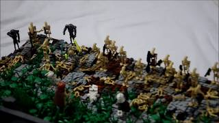 LEGO STAR WARS Clone Base - Review HD  -   (Deutsch/German)