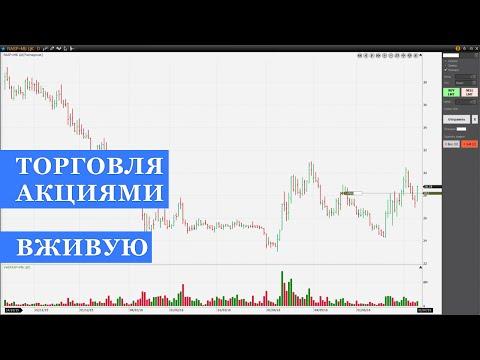 Как торговать на фондовом рынке - часть 1