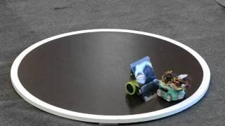 Robot-SM 2011, Mini Sumo compilation