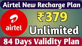 Airtel New Prepaid Mobile Recharge Plans and Offers Unlimited Calling & 4G Data
