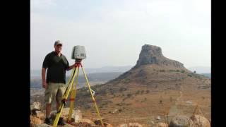 3D laser scanning of heritage sites in KwaZulu-Natal, South Africa