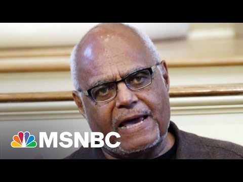 Bob Moses Is Absolutely A Historic Figure: Rev. Al | MSNBC